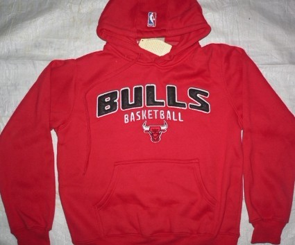 Chicago Bulls Red Jacket