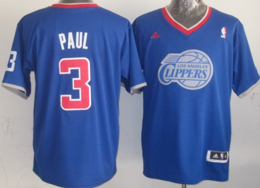 Los Angeles Clippers #3 Chris Paul Revolution 30 Swingman 2013 Christmas Day Blue Jersey