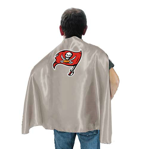 Tampa Bay Buccaneers L.Grey Hero Cape