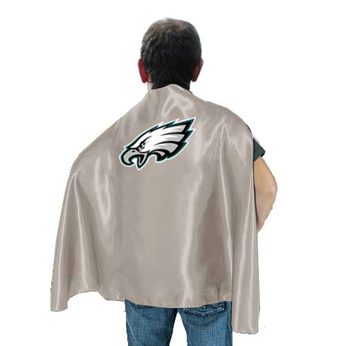Philadelphia Eagles L.Grey Hero Cape