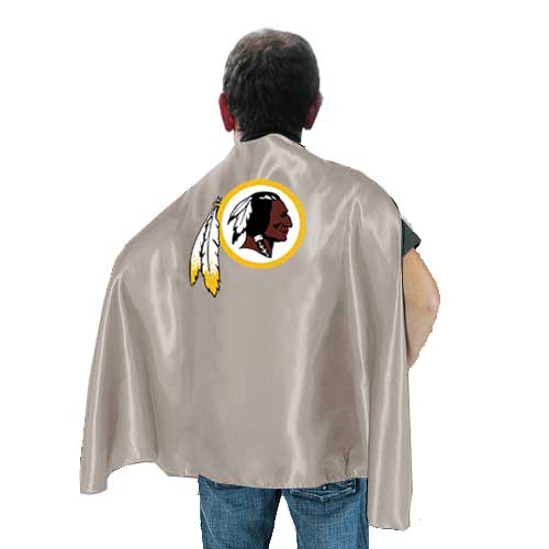 Washington Redskins L.Grey Hero Cape