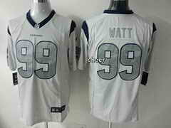 NFL Jersey Houston Texans #99 Watt white Jersey