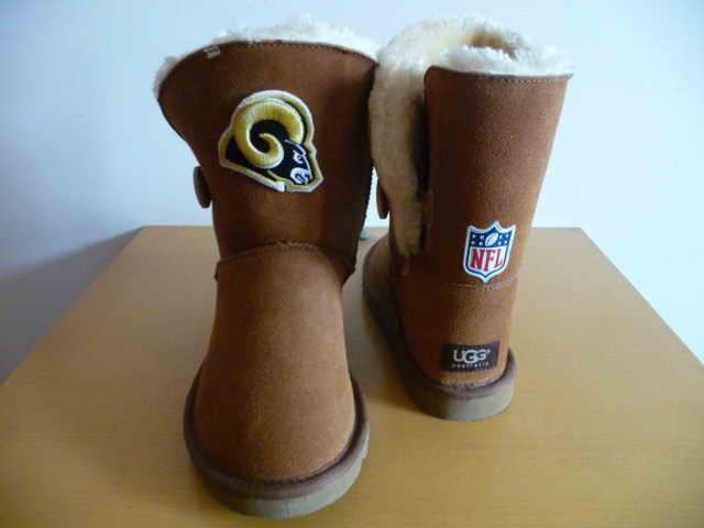 UGG WOMEN NFL St. Louis Rams 7