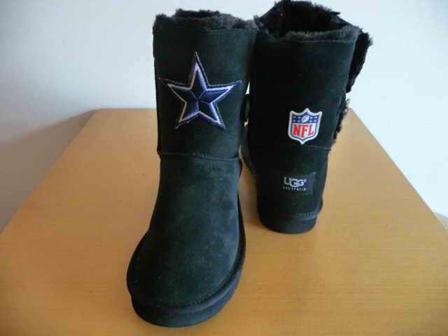 UGG WOMEN NFL Dallas Cowboys 2
