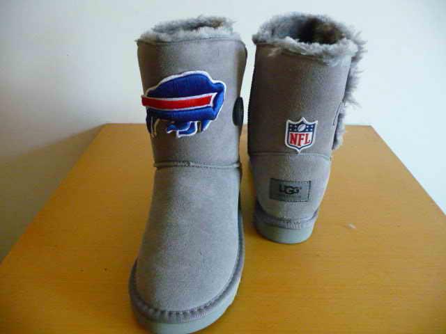 UGG WOMEN NFL Buffalo Bills GREY