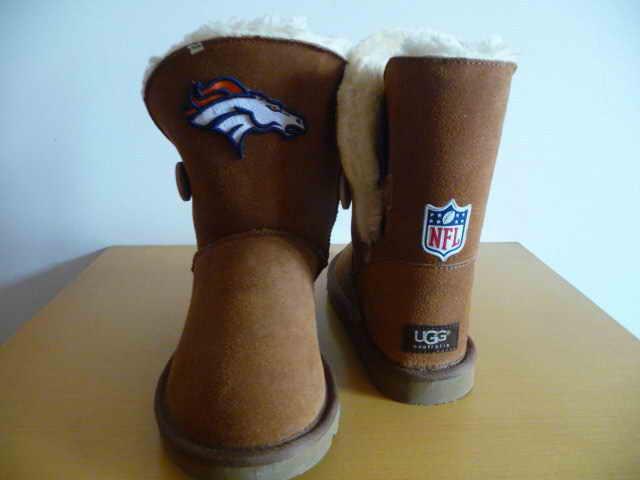 UGG WOMEN NFL Denver Broncos 2