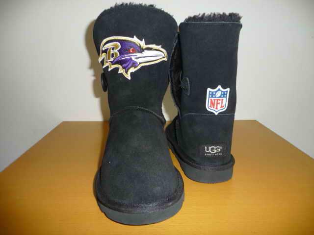 UGG WOMEN NFL Baltimore Ravens 2