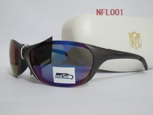 NFL Seattle Seahawks Polarized Sport Sunglasses