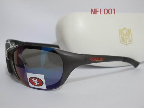 NFL San Francisco 49ers Polarized Sunglasses