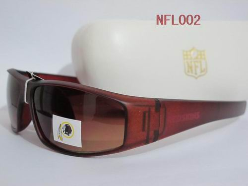 NFL Washington Redskins Full-Rim Sunglasses NFL002