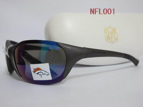 NFL Denver Broncos Polarized Sport Sunglasses