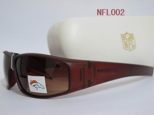 NFL Denver Broncos Full-Rim Polarized Sunglasses