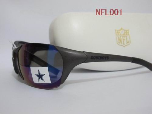 NFL Dallas Cowboys Full-Rim Polarized Sunglasses