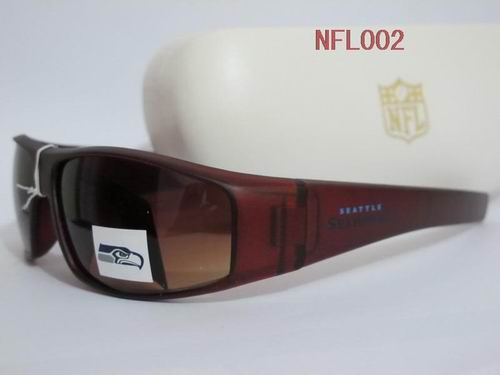 NFL Seattle Seahawks Full-Rim Sunglasses NFL002