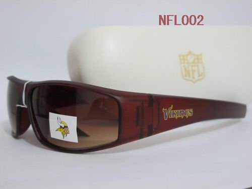 NFL Minnesota Vikings Full-Rim Sunglasses NFL002