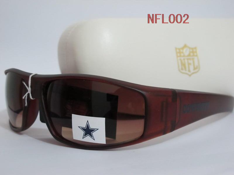 NFL Dallas Cowboys Full-Rim Polarized Sunglasses 002
