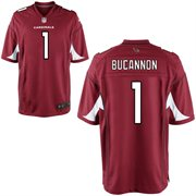 Nike Arizona Cardinals 2014 NFL Draft #1 Pick Deone Bucannon Cardinal Game Jersey