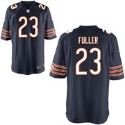 Nike Chicago Bears 2014 NFL Draft #1 Pick Kyle Fuller Navy Blue Game Jersey
