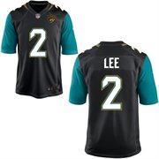 Nike Jacksonville Jaguars 2014 NFL Draft #2 Pick Marqise Lee Black Game Jersey