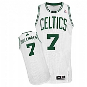 Revolution 30 Celtics #7 Jared Sullinger White Stitched NBA Jersey