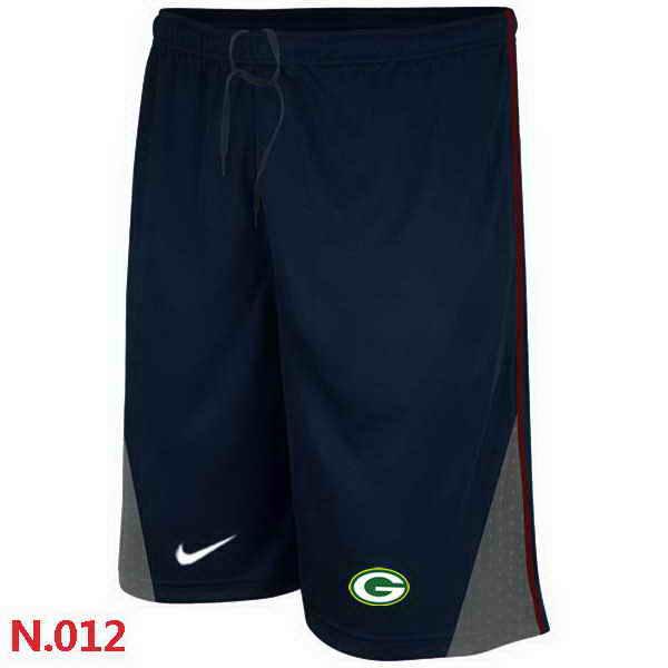 Nike NFL Green Bay Packers Classic Shorts Dark blue