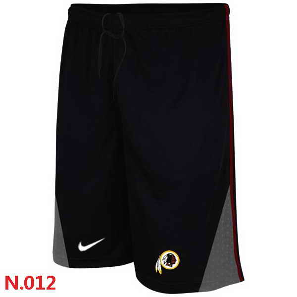 Nike NFLWashington Red  Skins Classic Shorts Black