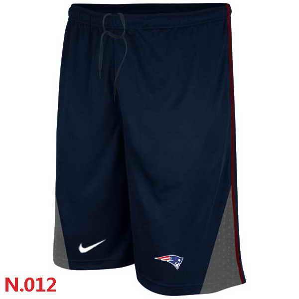Nike NFL New England Patriots Classic Shorts Dark blue