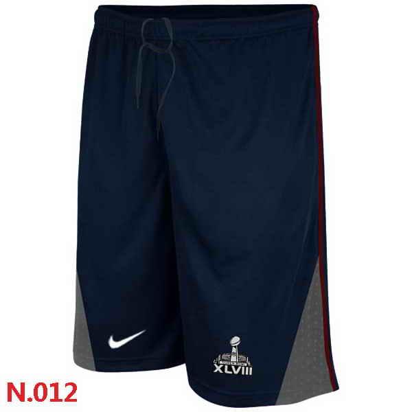 Nike NFL Super Bowl XLVIII Classic Shorts Dark blue 2