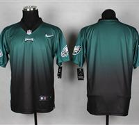 NEW Philadelphia Eagles Customized Drift Fashion II Elite NFL Jerseys