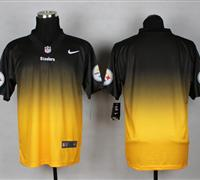 NEW Pittsburgh Steelers Customized Drift Fashion II Elite NFL Jerseys