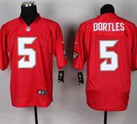 NEW Jacksonville Jaguars #5 Blake Bortles Red NFL Elite QB Practice Jersey