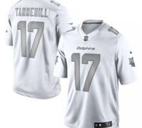 New New England Patriots #17 Tom Brady White Platinum Jersey7