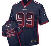 Youth NEW Texans #99 J.J. Watt Navy Blue Team Color NFL Elite Drift Fashion Jersey Youth NEW Texans #99 J.J. Watt Navy Blue Team Color NFL Elite Drift Fashion Jersey
