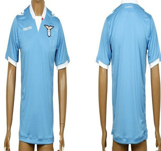 2014-15 SS Lazio Blank (or Custom) Home Soccer AAA+ T-Shirt