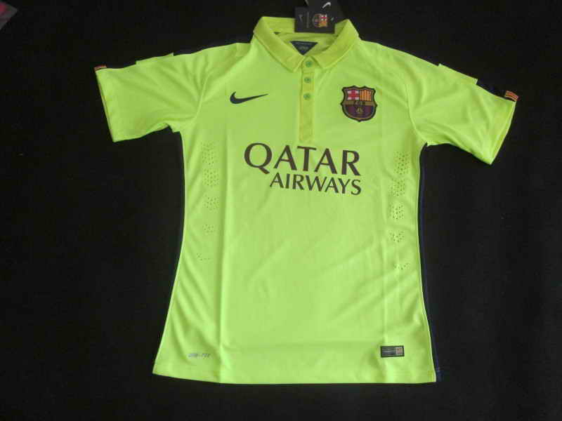Barcelona green