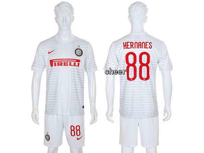 2015 International Milan Away 88 Soccer Jerseys