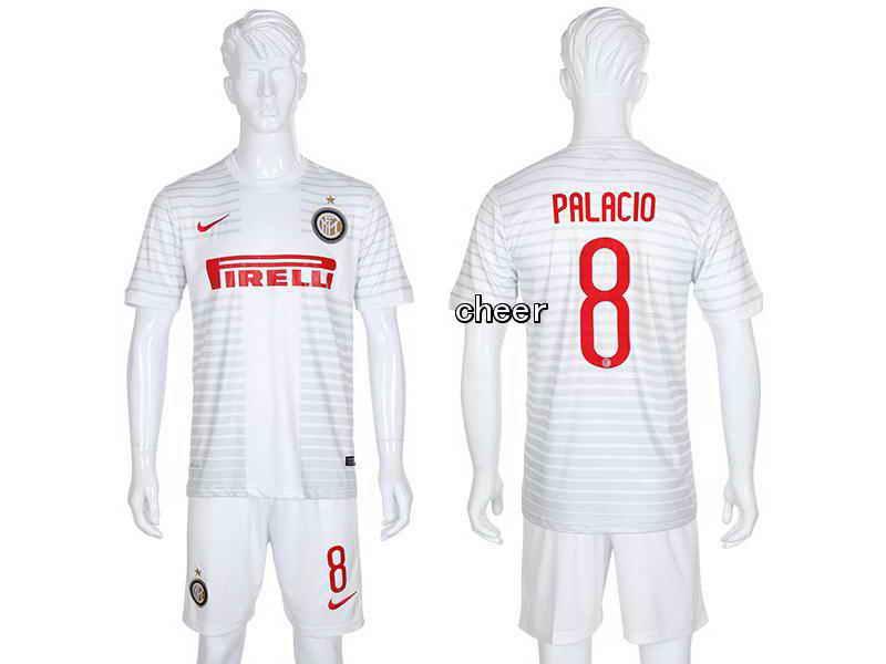 2015 International Milan Away 8 Soccer Jerseys