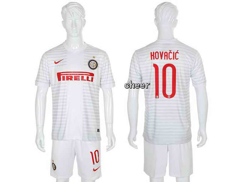 2015 International Milan Away 10 Soccer Jerseys