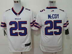 NFL Buffalo Bills #25 mccoy white 2015 New Game Jersey
