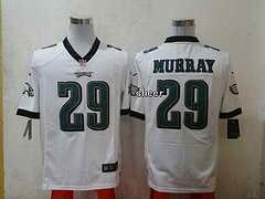 NFL Philadelphia Eagles #29 Murray white 2015 New Game Jersey
