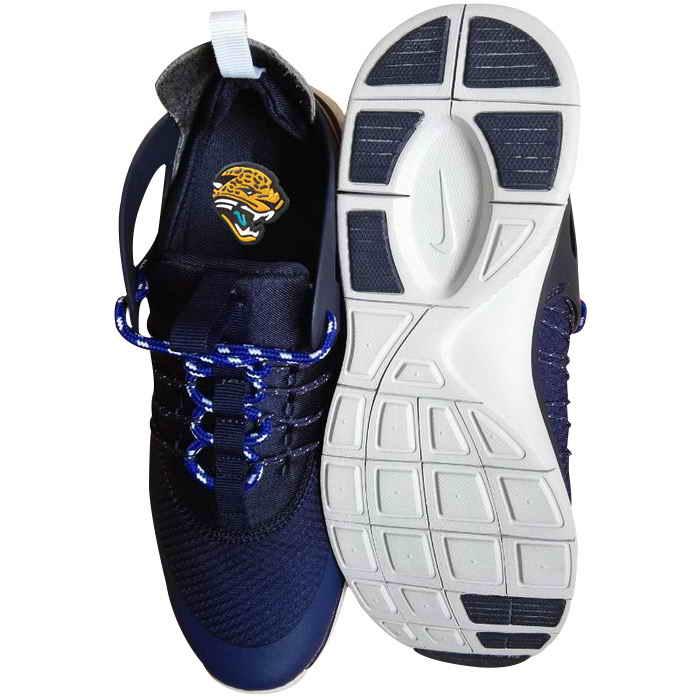 Nike Jacksonville Jaguars London Olympics Dark Blue Shoes
