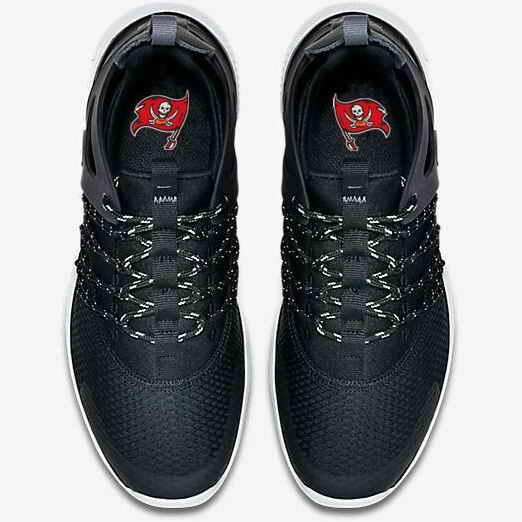 Nike Tampa Bay Buccaneers London Olympics Black Shoes