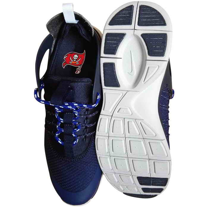 Nike Tampa Bay Buccaneers London Olympics Dark Blue Shoes
