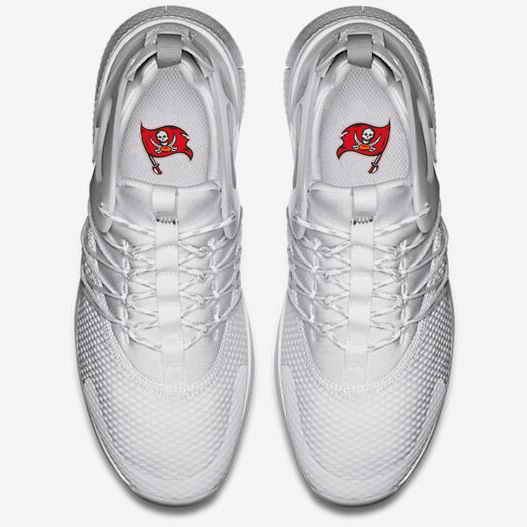 Nike Tampa Bay Buccaneers London Olympics White Shoes