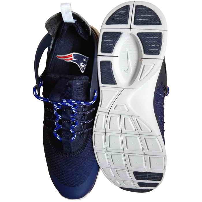 Nike New England Patriots London Olympics Dark Blue Shoes
