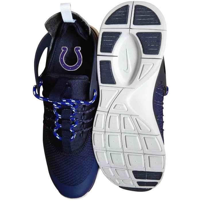 Nike Indianapolis Colts London Olympics Dark Blue Shoes