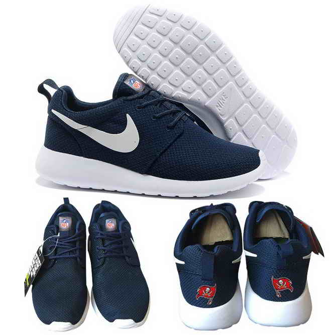 Nike Tampa Bay Buccaneers London Olympics Navy Blue Shoes
