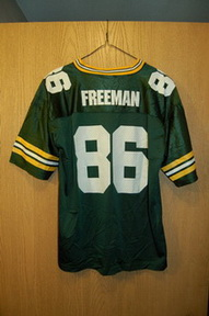 Nike Green Bay Packers #86 ANTONIO FREEMAN Green Team Color Men's Stitched NFL Elite Jersey
