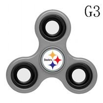 NFL Pittsburgh Steelers gray Finger Spinner