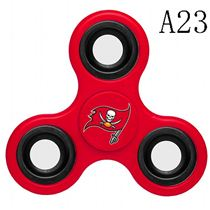 NFL TAMPA BAY BUCCANEERS red Finger Spinner